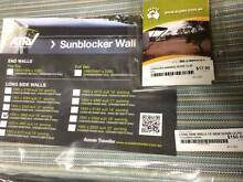 Aussie Traveller Privacy screens & Anti-Flap kit - all brand new Birkenhead Port Adelaide Area Preview