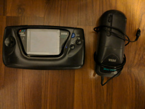 Sega game gear for sale