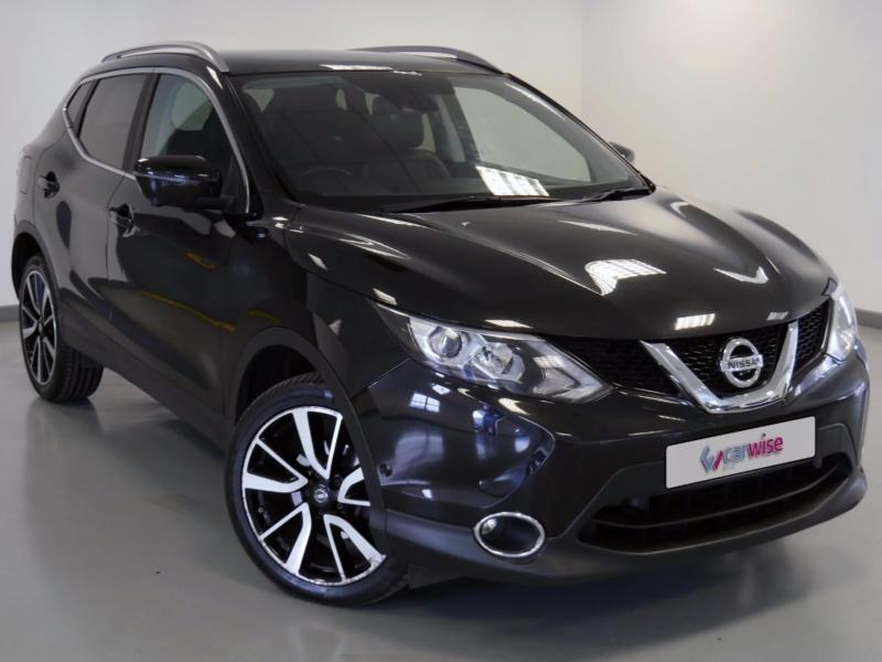 2015 nissan qashqai 1 5 dci tekna 5dr diesel black manual in maidstone kent gumtree. Black Bedroom Furniture Sets. Home Design Ideas