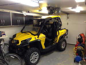 VTT Can-Am Commander 1000 XT