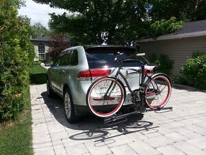 two bike carrier