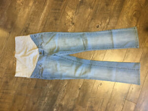 Thyme Maternity Jeans - EUC/Like New, size XS and S