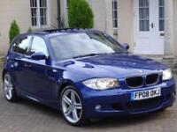 2008 BMW 1 Series 2.0 123d M Sport 5dr