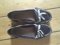 Fat face moccasin shoes size 38 (5)