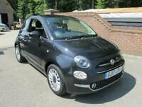 2017 (17) FIAT 500 1.2 LOUNGE + GLASS ROOF + AIR-CON