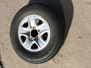 """Roue d acier pour pneu 18"""""""