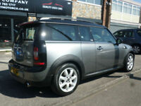2010 Mini Mini Clubman 1.6 ( 122bhp ) Cooper Graphite 4DR 10REG Petrol Grey