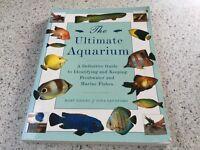 Two Aquarium Fish Books.