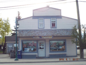 Thriving Pizza and Movie Rental Business, Lumby BC