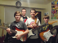 Play music....BETTER! Guitar, Bass, Drums, Piano, Voice Lessons