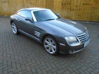 2004 Chrysler Crossfire 3.2 Manual