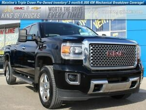 2015 GMC Sierra 2500HD Denali I Heated Steering Wheel