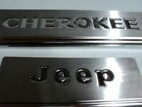 Grand Cherokee 2012-15, door sills de grande luxe !!