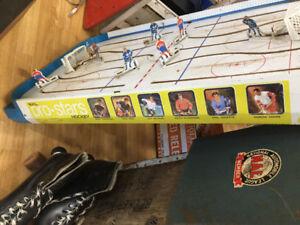 Vintage Table top hockey game