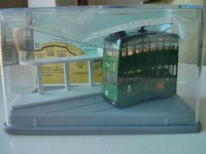HK tram model