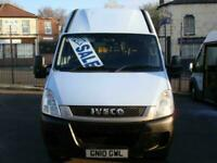IVECO DAILY 50C15 17 SEAT WHEELCHAIR ACCESSIBLE MINIBUS COIF DIGITAL TACHO PSV