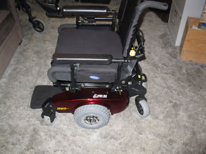 Pronto M51 Power Wheelchair like New Williams Lake Cariboo Area image 2