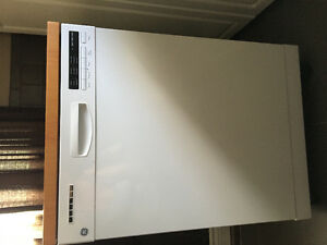 Portable full size G.E. dishwasher for sale
