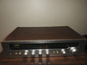 ROTEL RX-102MKii Rough Casing Condition but plays perfectly