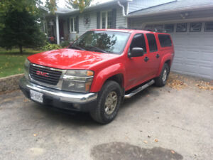 2004 canyon crew cab