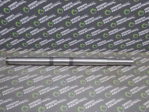 "NEW Flowserve 66689940 Motor Shaft WSN-0104955 22-7/8"" Long 0.22"" x 0.11"" Keyway"