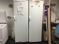 Two tall zanussi fridges, 3 years old, each £75 or both £130, Nottingham NG1