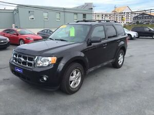 2011 Ford Escape XLT, 91km, AWD