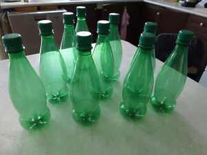 Plastic Bottles with Caps 4 Beer or Wine Making - 500ml