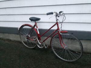 Classic Vintage Raleigh Sprite Cruiser Bike (tuned up)