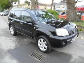 NISSAN X-TRAIL 2.2D HPI CLEAR INC WARRANTY COMPLETE WITH M.O.T