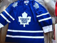 CCM Official Toronto Maple Leafs Jersey