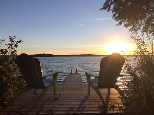 Lakefront Lot And Trailer For Sale