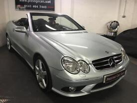 Mercedes-Benz CLK280 3.0 7G-Tronic Sport,Low mileage,Full History