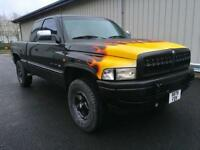 1997 DODGE RAM 5.2 V8 MAGNUM PICK UP CUSTOM