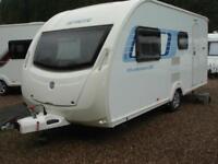 Sprite Musketeer EB 4 Berth Touring Caravan