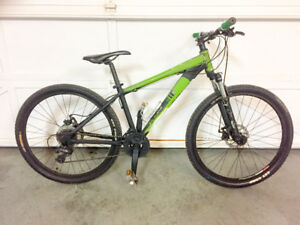 "Opus Strat mountain bike | disc brakes | 15"" frame"