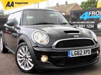 2012 MINI HATCH COOPER S 1.6 3DR MANUAL PETROL HATCHBACK PETROL