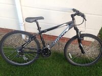 Giant mountain bike geared for sale * CHEAP * Not Carrera Cannodale Voodho Bike 125CC