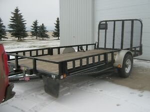 2015 PJ Model 1483 with 5200 lb axle & electric brakes