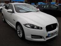 Jaguar XF 2.2TD ( 200ps ) ( s/s ) Auto Sport (Sat Navigation and Leather)