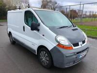 2004 Renault Trafic 1.9TD COMPLETE WITH M.O.T AND WARRANTY