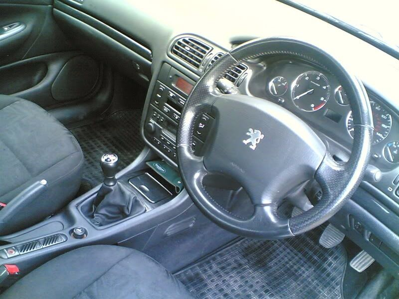 peugeot 406 estate silver hdi 90 rapier diesel. Black Bedroom Furniture Sets. Home Design Ideas