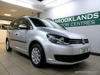 Volkswagen Touran 1.6 TDI S 105PS [6X SERVICES and 7 SEATS]