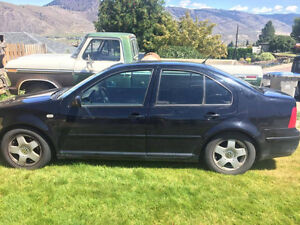 2001 Jetta - Parting Out (lowering springs, cold air & more)
