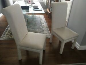 Dining Room Chairs - 6