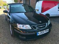 2004 Saab 9-3 2.0 Turbo Vector 175BHP Long MOT 9 SERVICE STAMPS 2 KEYS CLEAN CAR