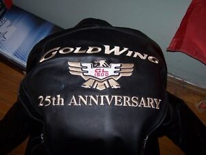 Goldwing 25th Anniversary leather jacket