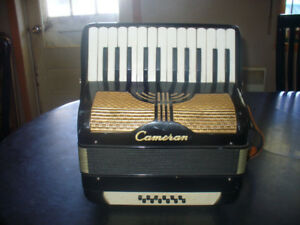 accordéon cameron