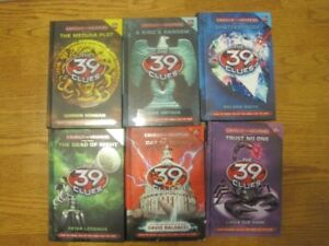 The 39 Clues  6 books for $10