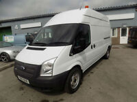 FORD TRANSIT 350 LWB HIGH ROOF 2.2 RWD 125 BHP 6 SPEED 2012 12